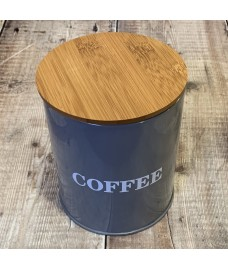 Coffee Storage Tin